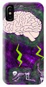 Brain Storm IPhone Case