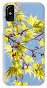 Branche In Springtime IPhone Case
