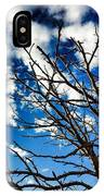 Branching Light  IPhone X Case