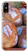 Bread At A French Market IPhone Case