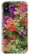 Breckenridge Bouquet IPhone Case