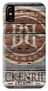 Breckenridge Brewery IPhone Case