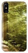 Eternal Woods IPhone Case