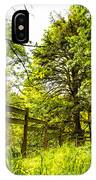 Breezy Spring Afternoon IPhone Case