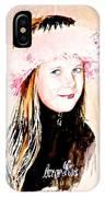 Briar Rose IPhone Case