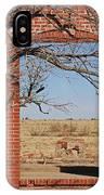 Brick Entry 1 IPhone Case