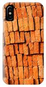 Brick Stack IPhone Case