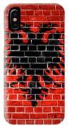 Brick Wall Albania IPhone Case