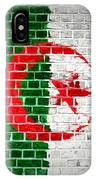 Brick Wall Algeria IPhone Case