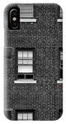 Brick Wall And Windows IPhone Case