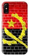 Brick Wall Angola IPhone Case