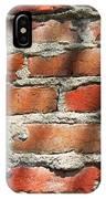 Brick Wall Shadows IPhone Case