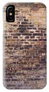 Brick Wall IPhone Case