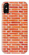 Brick Wall Texture IPhone Case