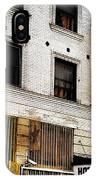 Brickwork  IPhone X Case