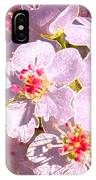 Bridal Bouquet By Jrr IPhone Case
