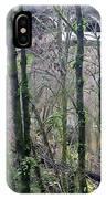 Bridge Arch Through The Trees IPhone Case