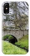 Bridge At Huntly Castle - 1 IPhone Case