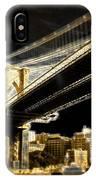 Bridge At Night IPhone Case