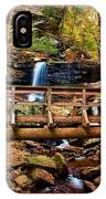 Bridge By B Reynolds Falls IPhone Case