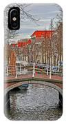 Bridge Of Delft IPhone Case
