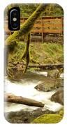 Bridge Over Paradise IPhone Case