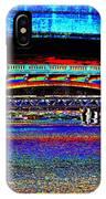 Bridge Panorama Pop Art IPhone Case