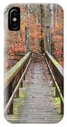 Bridge To Fall IPhone Case