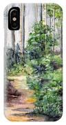 Bridle Path IPhone Case