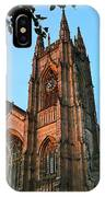 Bridlington Priory At Sunset IPhone Case