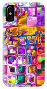 Bright Boxes I IPhone Case