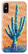 Bright Cactus IPhone Case