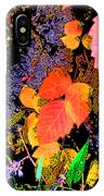 Bright Colorful Leaves Vertical IPhone Case