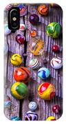 Bright Colorful Marbles IPhone Case