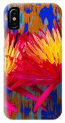 Bright Colorful Mums IPhone Case
