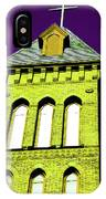 Bright Cross Tower IPhone Case