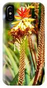 Bright Flower 1 IPhone Case