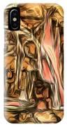 Bright Gloomy Roar Oar  IPhone X Case