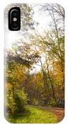 Bright Path IPhone Case