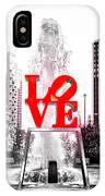 Brightest Love IPhone Case
