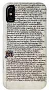 Brigit Of Kildare (d IPhone Case