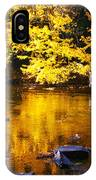 Brilliant Yellows IPhone Case