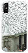 British Museum - The Entrance IPhone Case