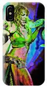 Britney Neon Dancer IPhone Case