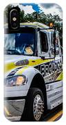 Broadco Semi IPhone Case