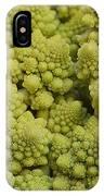Broccoli Heirloom IPhone Case