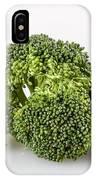 Broccoli Isolated IPhone Case
