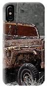 Broken Hill 12 IPhone Case