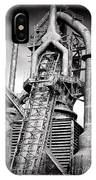Broken Promises At Bethlehem Steel IPhone Case