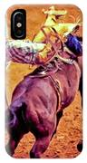 Bronco Bustin IPhone Case